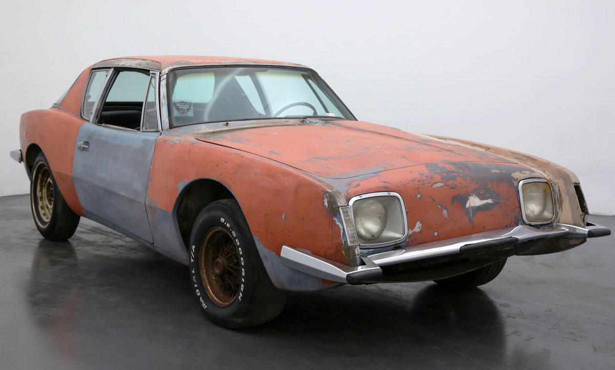 1963 Studebaker Avanti For Sale (picture 1 of 11)