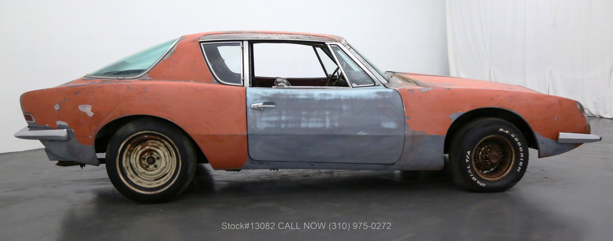 1963 Studebaker Avanti For Sale (picture 3 of 11)