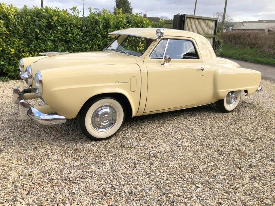 1950 Studebaker Champion Rare business coupe superb conditio For Sale (picture 1 of 12)