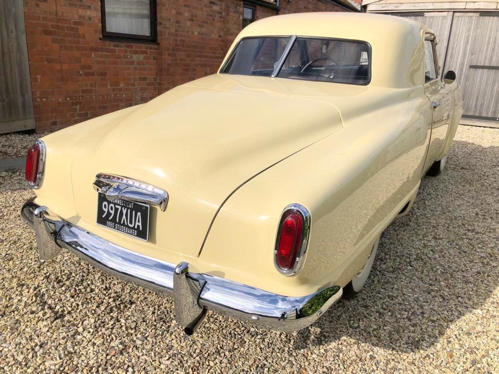 1950 Studebaker Champion Rare business coupe superb conditio For Sale (picture 2 of 12)