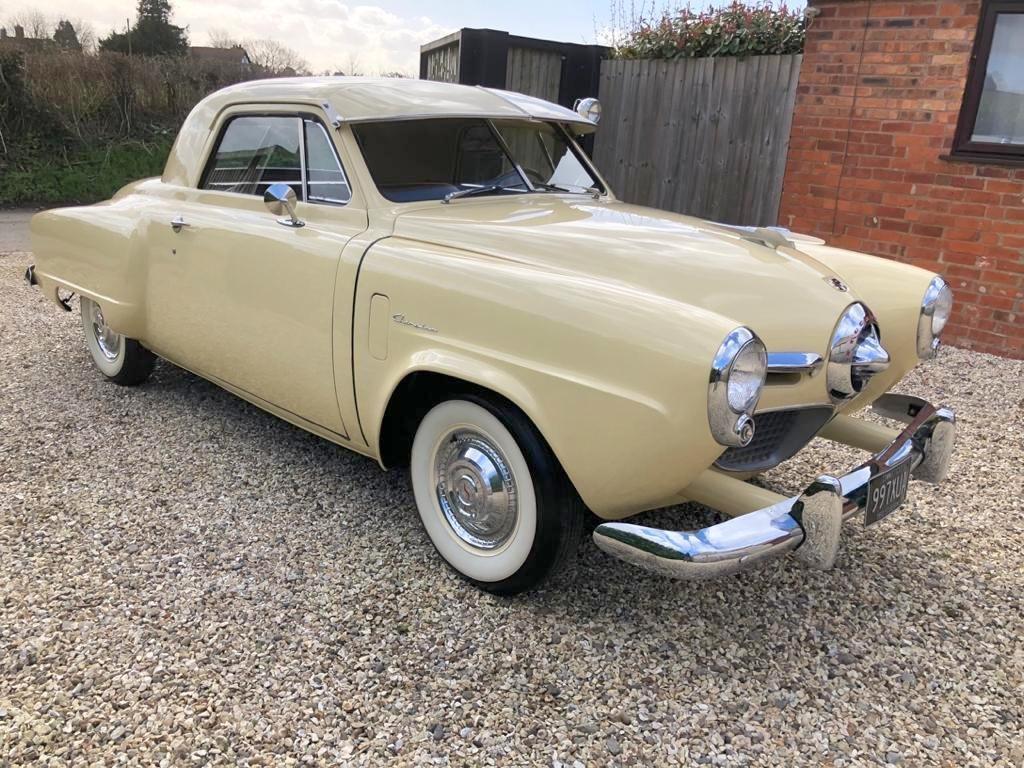 1950 Studebaker Champion Rare business coupe superb conditio For Sale (picture 3 of 12)