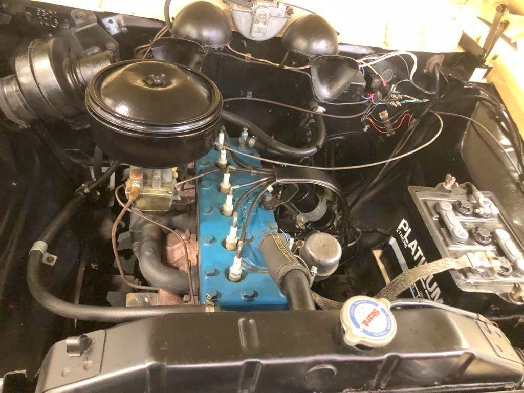 1950 Studebaker Champion Rare business coupe superb conditio For Sale (picture 7 of 12)