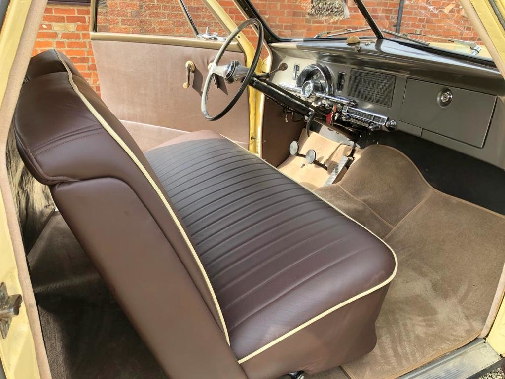 1950 Studebaker Champion Rare business coupe superb conditio For Sale (picture 12 of 12)