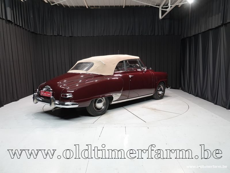 1949 Studebaker Champion Convertible '49 For Sale (picture 12 of 12)