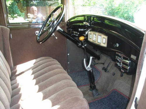 1929 Studebaker Dictator four door saloon, 2700cc For Sale (picture 3 of 6)