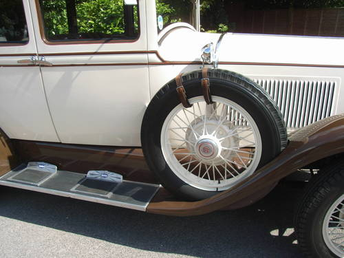 1929 Studebaker Dictator four door saloon, 2700cc For Sale (picture 6 of 6)