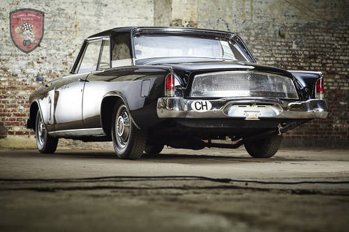1962 Studebaker Hawk GT *super rare european version* SOLD (picture 3 of 6)