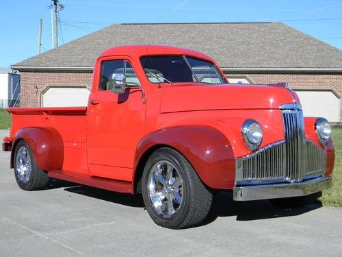 1947 Studebaker M-15 For Sale (picture 2 of 6)