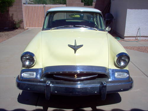 1955 Studebaker Commander 2DR For Sale (picture 2 of 6)