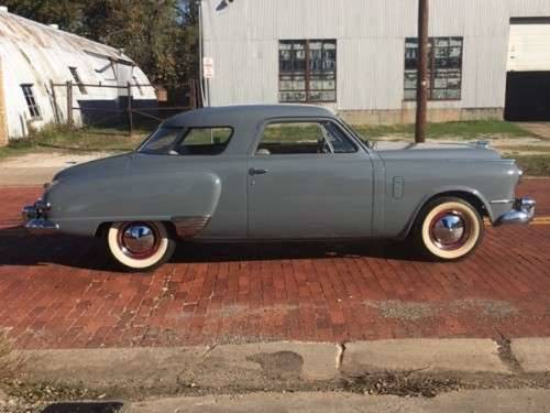 1949 Studebaker Commander Starlight For Sale (picture 1 of 6)