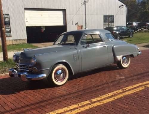 1949 Studebaker Commander Starlight For Sale (picture 2 of 6)