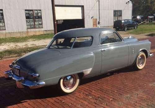 1949 Studebaker Commander Starlight For Sale (picture 4 of 6)