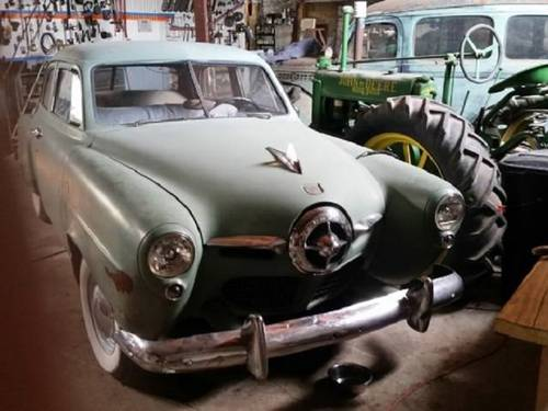 1950 Studebaker 4DR Sedan For Sale (picture 1 of 2)