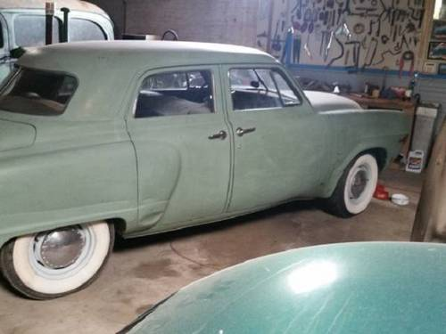1950 Studebaker 4DR Sedan For Sale (picture 2 of 2)