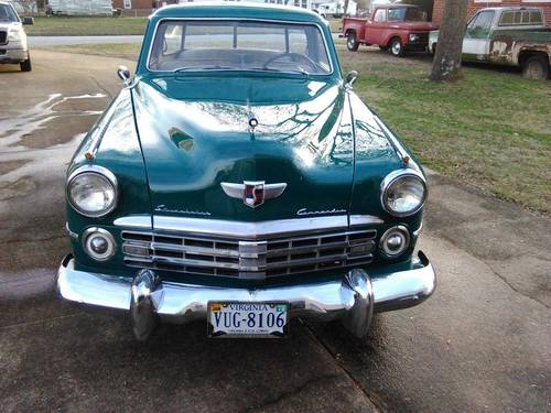1949 Studebaker Commander Starlight 2DR For Sale (picture 3 of 6)
