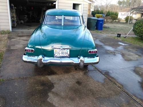 1949 Studebaker Commander Starlight 2DR For Sale (picture 4 of 6)