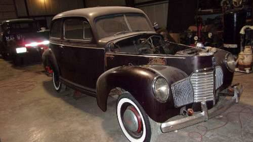 1939 Studebaker Champion 2DR Sedan For Sale (picture 1 of 6)