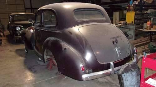 1939 Studebaker Champion 2DR Sedan For Sale (picture 2 of 6)