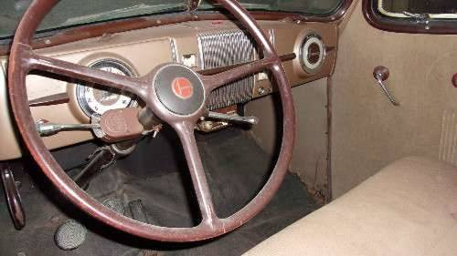 1939 Studebaker Champion 2DR Sedan For Sale (picture 3 of 6)