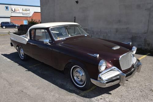 1960 Studebaker Hawk 2 door sedan For Sale (picture 3 of 5)