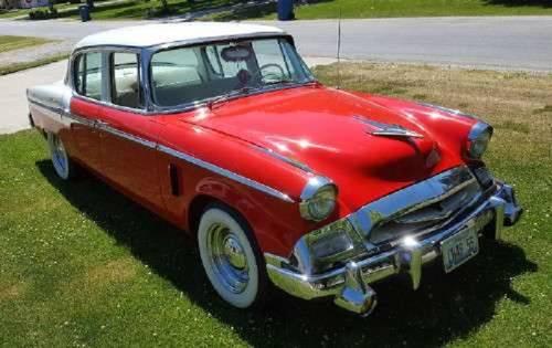 1955 Studebaker President 4DR Sedan For Sale (picture 1 of 6)