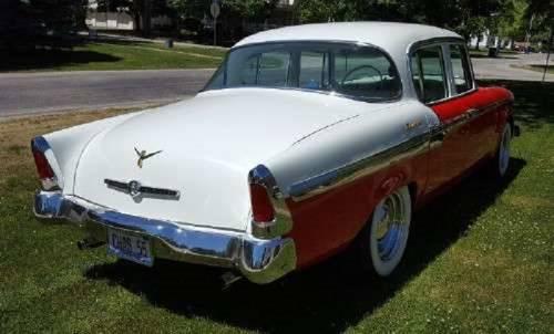 1955 Studebaker President 4DR Sedan For Sale (picture 2 of 6)
