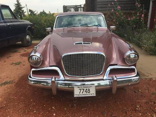 1957 Studebaker Silver Hawk For Sale (picture 3 of 6)