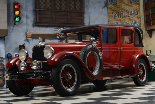 1927 Stutz Vertical Eight Brougham For Sale (picture 1 of 6)