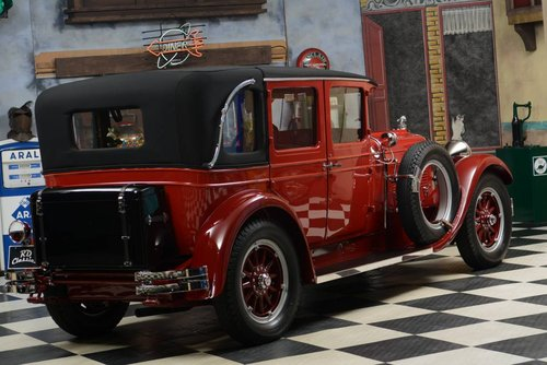 1927 Stutz Vertical Eight Brougham For Sale (picture 2 of 6)