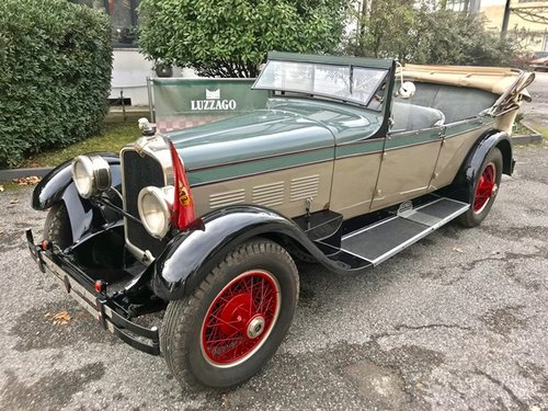 1926 STUTZ - AA VERTICAL EIGHT 8  For Sale (picture 1 of 6)