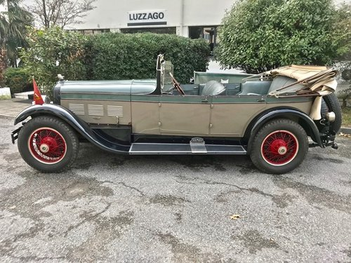 1926 STUTZ - AA VERTICAL EIGHT 8  For Sale (picture 2 of 6)