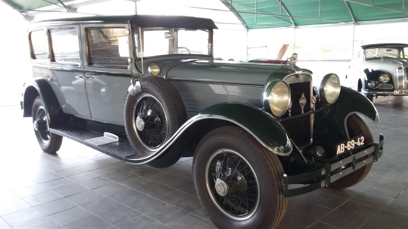 1929 STUTZ LIMOUSINE For Sale (picture 1 of 6)