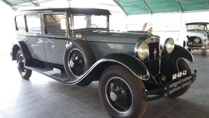 1929 STUTZ LIMOUSINE For Sale