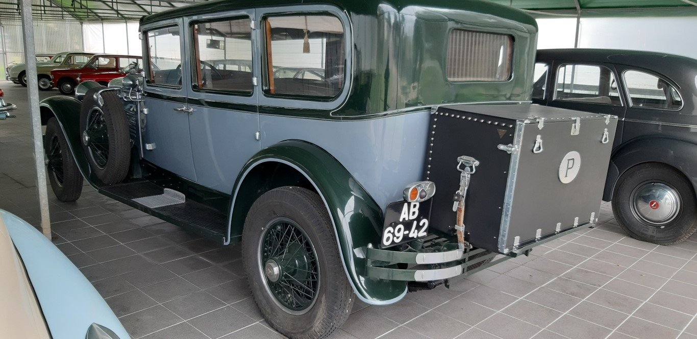 1929 STUTZ LIMOUSINE For Sale (picture 4 of 6)