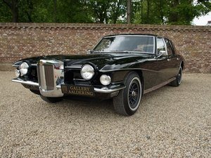 1971 Stutz Blackhawk Duplex Coupe one of only 2 made