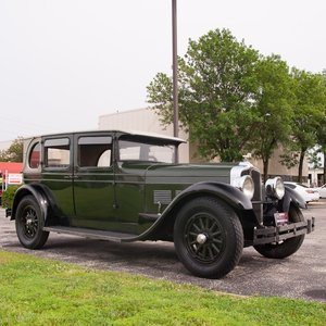 1926 Stutz Model AA Vertical Eight Brougham = Rare $obo For Sale