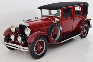 1927 Stutz Vertical Eight Broughton For Sale by Auction