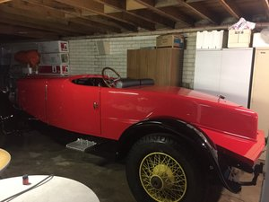 1928 Stutz BB Blackhawk unfinished project with 2 X Eng