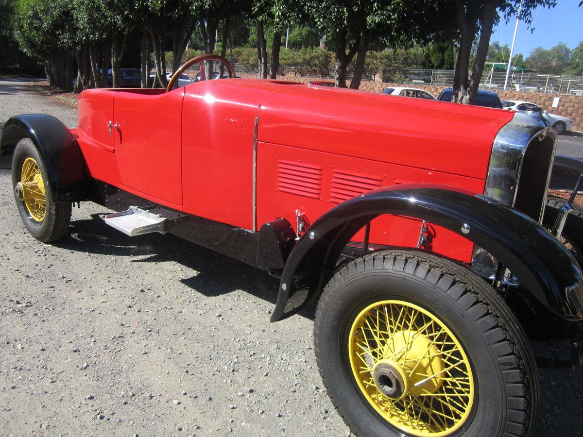 1928 Stutz BB Blackhawk unfinished project with 2 X Eng For Sale (picture 2 of 6)