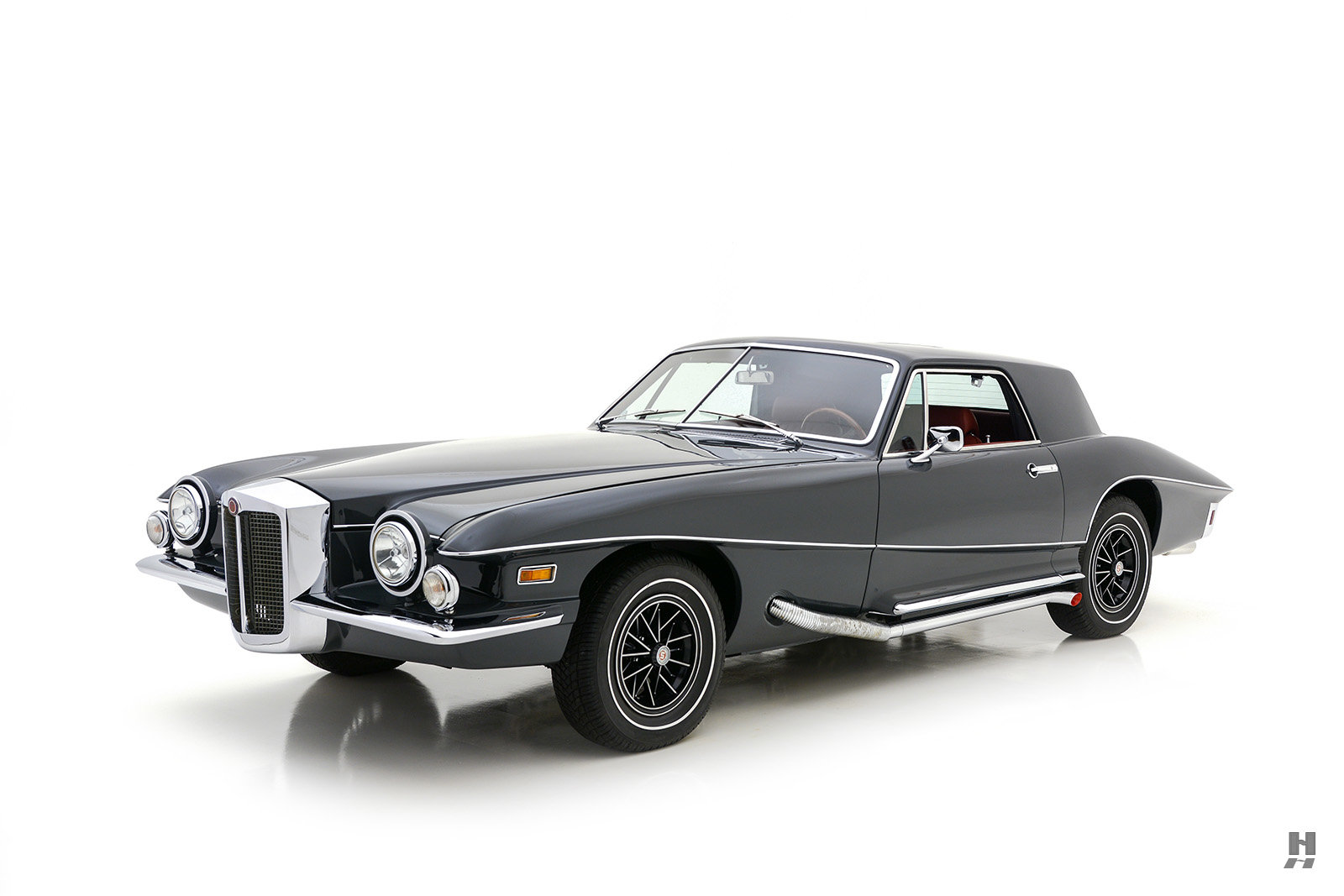 1971 STUTZ BLACKHAWK SERIES 1 COUPE For Sale (picture 1 of 6)