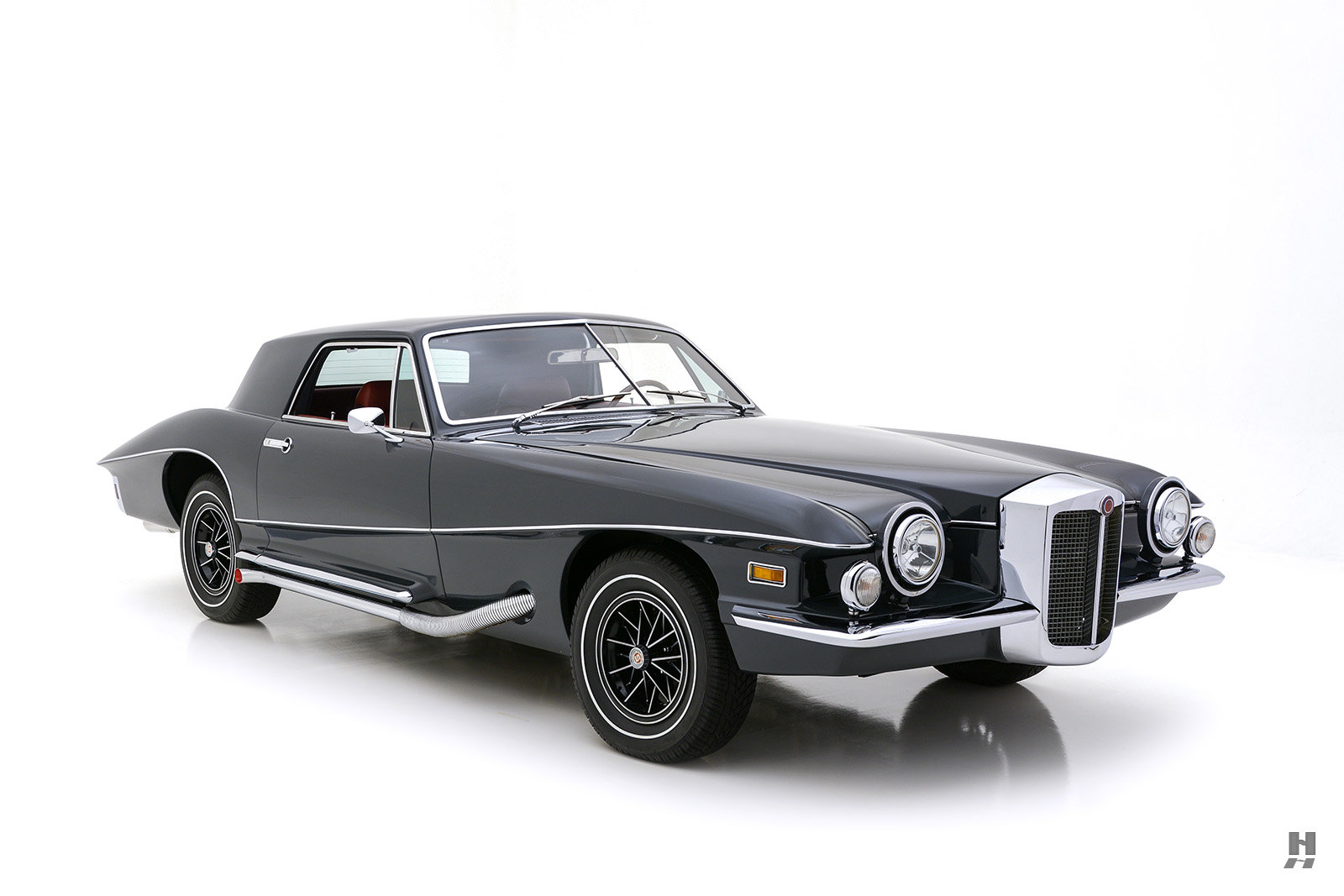1971 STUTZ BLACKHAWK SERIES 1 COUPE For Sale (picture 2 of 6)