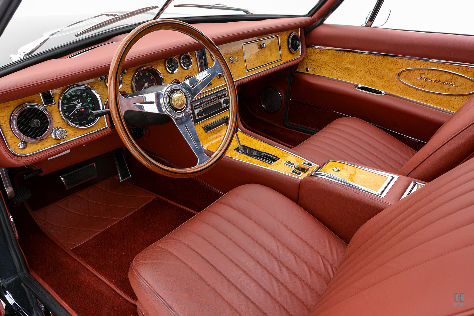 1971 STUTZ BLACKHAWK SERIES 1 COUPE For Sale (picture 4 of 6)