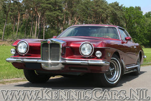 1976 Stutz  Blackhawk Coupe Coupe
