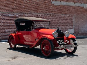 1918 Stutz Series S Close-Coupled Touring