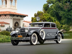 1930 Stutz Model MB Monte Carlo by Weymann