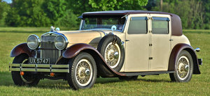 Picture of 1929  STUTZ TYPE M VERTICAL EIGHT LANCEFIELD SALOON