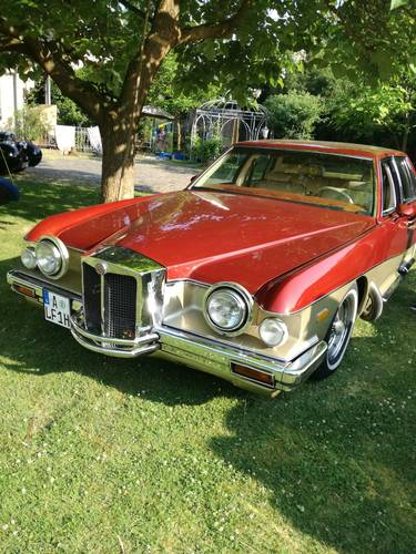 1980 Stutz IV Porte a car for Kings, only 50 built SOLD (picture 1 of 6)