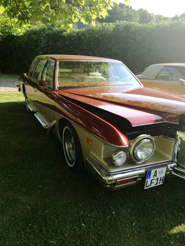 1980 Stutz IV Porte a car for Kings, only 50 built SOLD (picture 4 of 6)
