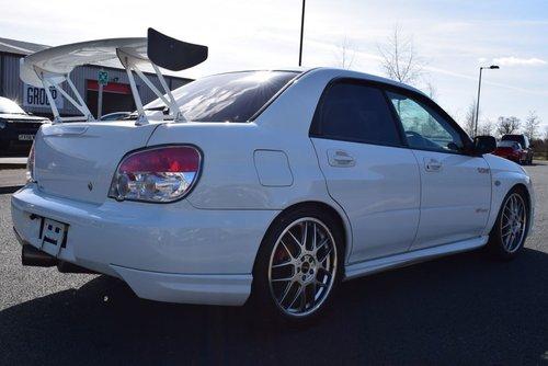 2006  Subaru Impreza WRX 2.0L Hawk Eye. 58,000 Miles For Sale (picture 2 of 6)