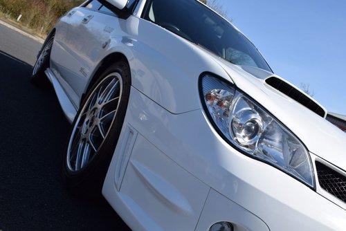 2006  Subaru Impreza WRX 2.0L Hawk Eye. 58,000 Miles For Sale (picture 3 of 6)